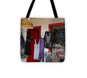 Eclectic Boutique Tote Bag