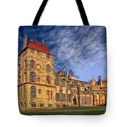 Eclectic Castle Tote Bag