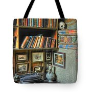 Eclectic Office Tote Bag