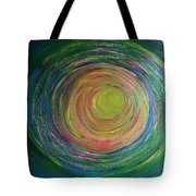 Eclipse Of Time Tote Bag by Daina White