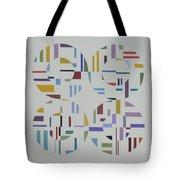 Ecliptic #1 Tote Bag
