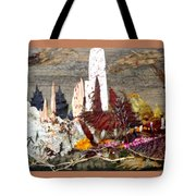 Ecological Disturbance Tote Bag