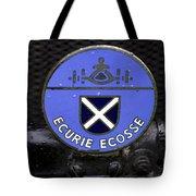 Ecurie Ecosse Badge Tote Bag