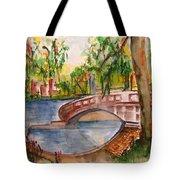 Eden Park Lake Tote Bag