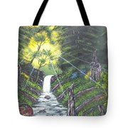Eden's Bridge Tote Bag