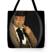 Edgar Buchanan Old Tucson Arizona 1971-2009 Tote Bag