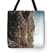 Edge Of The Upper Falls Tote Bag
