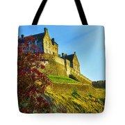 Edinburgh Castle  Tote Bag