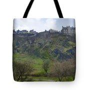 Edinburgh Castle - Scotland  Tote Bag