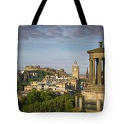 Edinburgh Sunrise Tote Bag