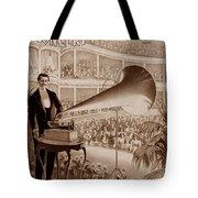Edison 1 Tote Bag by Andrew Fare