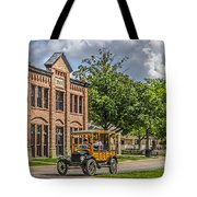 Edison Model T Ford Tote Bag
