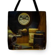 Edison Record And Equipment Tote Bag