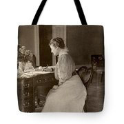 Edith Roosevelt Tote Bag
