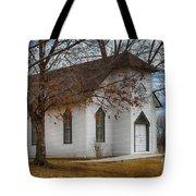 Edmonds Chapel 1891 Tote Bag