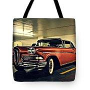 Edsel In Vegas Tote Bag