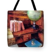 Education - Professor's Office Tote Bag