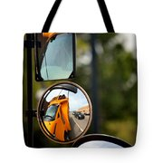 Education Reflection Tote Bag