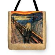 Edvard Munch 1 Tote Bag