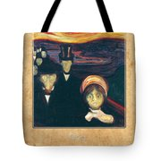 Edvard Munch 2 Tote Bag