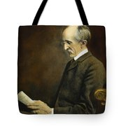 Edward L. Trudeau Tote Bag