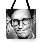 Edward Nygma Tote Bag