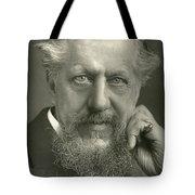 Edwin Arnold (1832-1904) Tote Bag