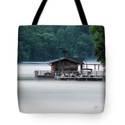 Eerie Day Tote Bag