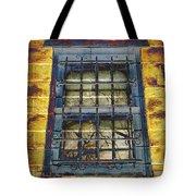 Eerie Window Tote Bag