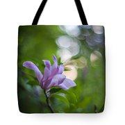 Effervescent Magnolia Tote Bag