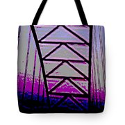 Effervescent Two Tote Bag