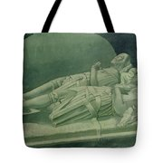 Effigies, Winchelsea Church Tote Bag