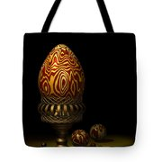 Egg And Marbles Tote Bag