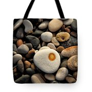 Egg Pebble Tote Bag