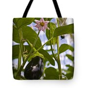Egg Plant  Tote Bag