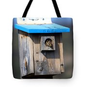 Egg Thief Tote Bag