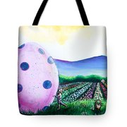 Eggstatic Tote Bag by Shana Rowe Jackson