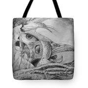 Ego-bird-fish Nesting Ground Tote Bag