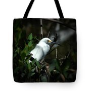 Egret Of Sanibel 5 Tote Bag