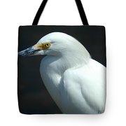 Egret Of Sanibel 7 Tote Bag