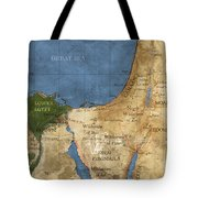 Egypt And The Holy Land Tote Bag