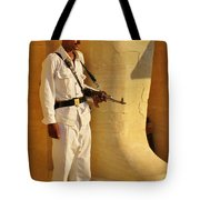 Egypt Tourist Security Tote Bag