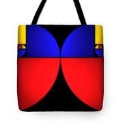 Egyptian Delft Tote Bag