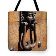 Egyptian Door Knocker Tote Bag