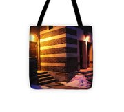Egyptian Entrance Tote Bag
