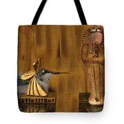 Egyptian Hummers Tote Bag