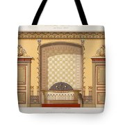 Egyptian Interior , From Interior Tote Bag
