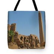 Egyptian Obelisk Tote Bag
