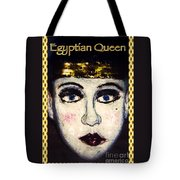 Egyptian Queen Tote Bag