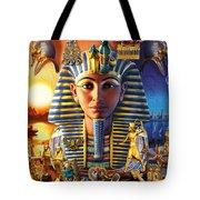 Egyptian Treasures II Tote Bag